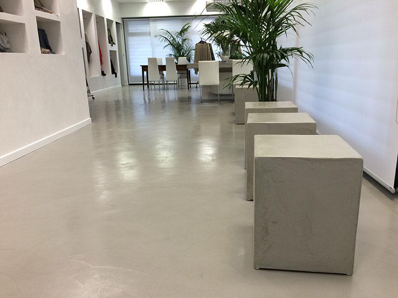 Soluzioni speciali per l 39 edilizia repoxy - Pavimenti interni moderni chiari ...